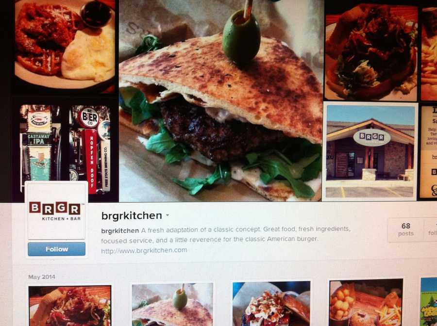 BRGR Kitchen + Bar, 4038 W. 83rd St., Prairie Village, KS