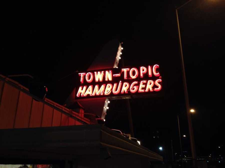 Town Topic, 2021 Broadway St.