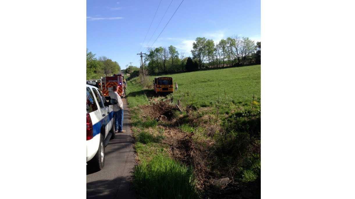 Smithville school bus accident
