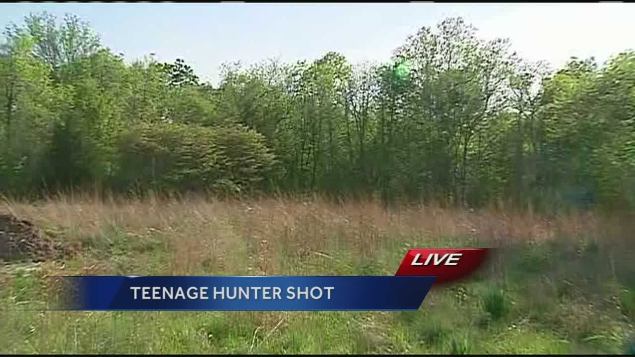Police seek person who shot hunter