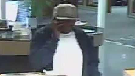 Gladstone bank robbery suspect