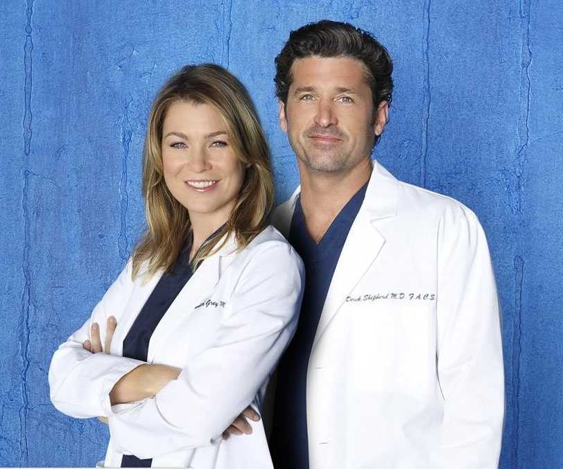 """Grey's Anatomy"" returns on Thursdays and will move one hour earlier to 8 p.m. ET/7 p.m CT"