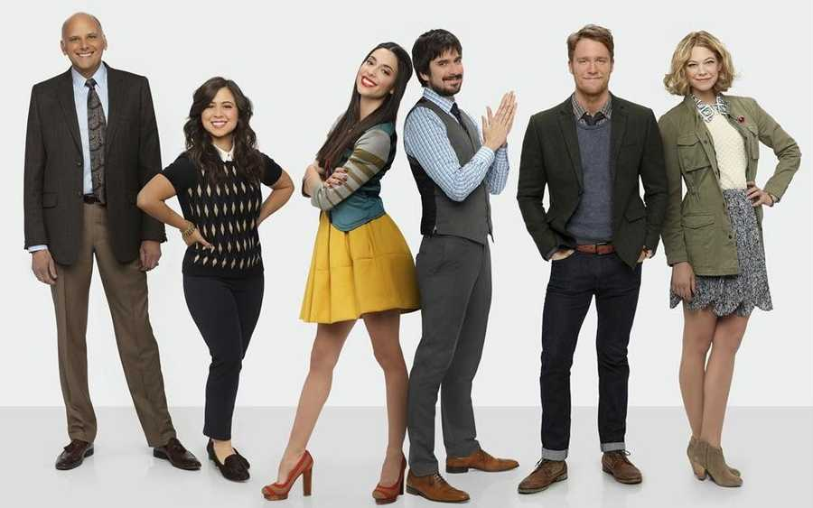 """Manhattan Love Story"" premieres Tuesdays at 8:30 p.m. ET/7:30 p.m. CT.An ensemble cast takes the lead in this comedy about dating and the unfiltered thoughts of men and women in romantic relationships."