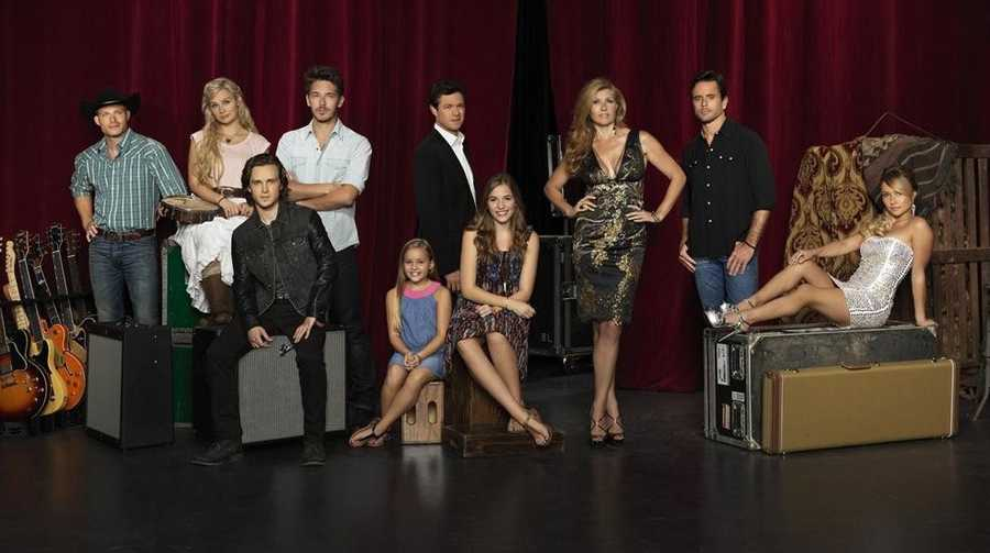 """Nashville"" returns Wednesday at 10 p.m. ET/9 p.m. CT"