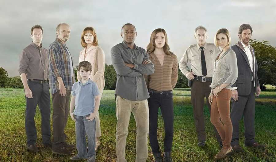 """Resurrection"" returns for its second season Sundays at 9 p.m. ET/8 p.m. CT"