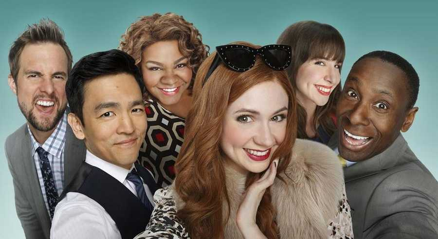 """Selfie"" premieres Tuesdays at 8 p.m. ET/ 7 p.m. CTKaren Gillan stars as a social media-obsessed woman who gets some help changing her life in order to make more real-life friends. It's a 21st-Century twist on ""My Fair Lady."""