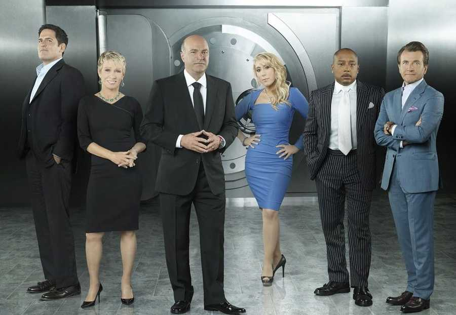 """Shark Tank"" returns Fridays at 9 p.m. ET/ 8 p.m. CT"