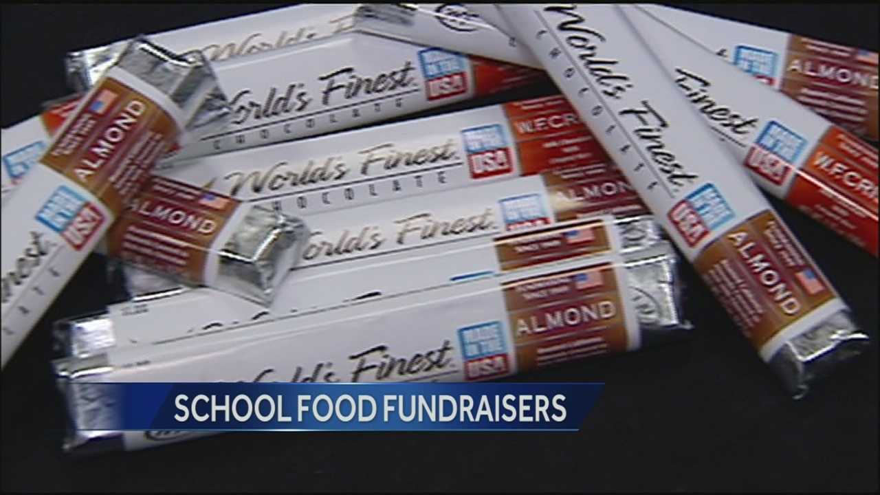 Kansas school fundraisers could face new limits under a plan aimed at having students eat more healthful foods.