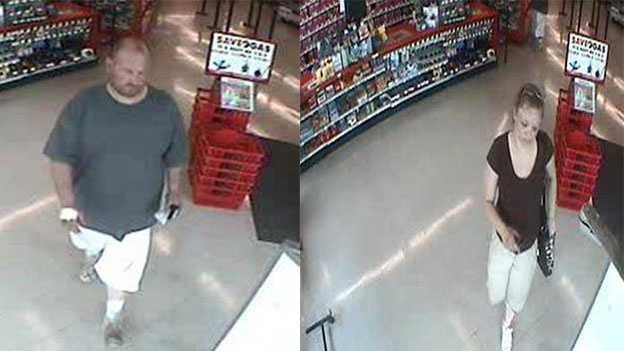 Shawnee thefts
