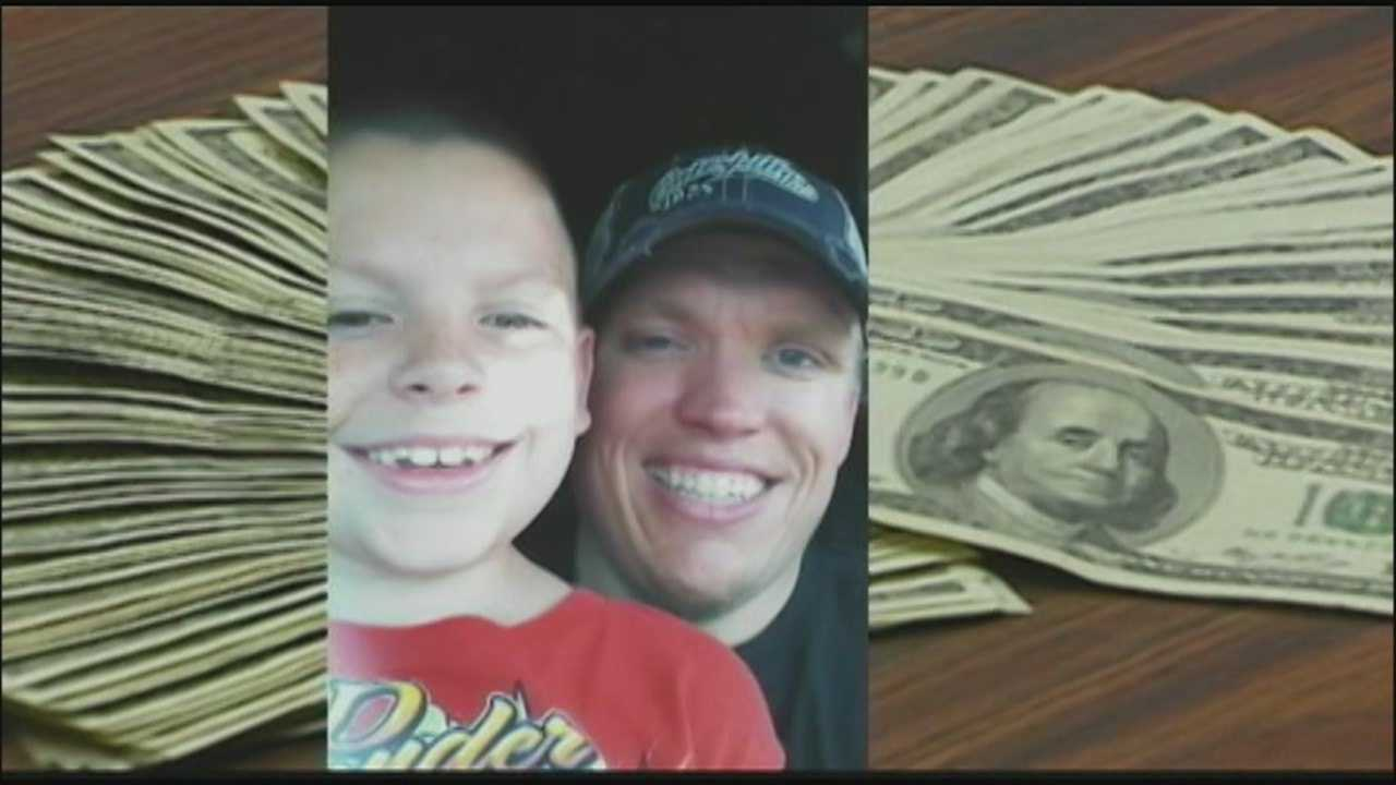 Boy can keep money found in KC hotel room