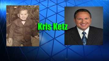 KMBC Morning Anchor Kris Ketz
