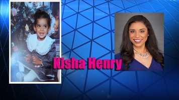 KMBC Anchor and Reporter Kisha Henry