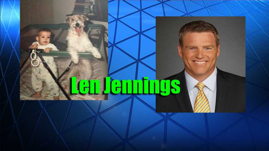 KMBC Weeknight Anchor Len Jennings