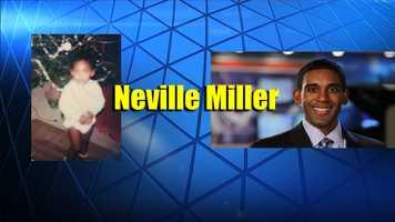 KMBC Meteorologist Neville Miller