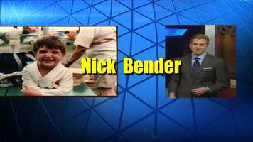 KMBC Meteorologist Nick Bender