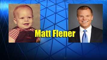 KMBC Morning Anchor Matt Flener