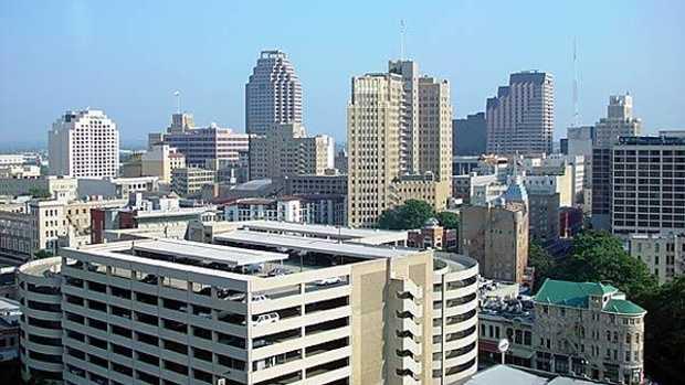 No. 1 -- San Antonio, TX