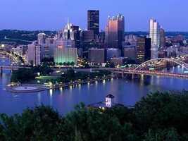 No. 2 -- Pittsburgh, PA