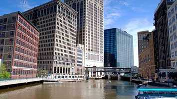 No. 5 -- Milwaukee, WI