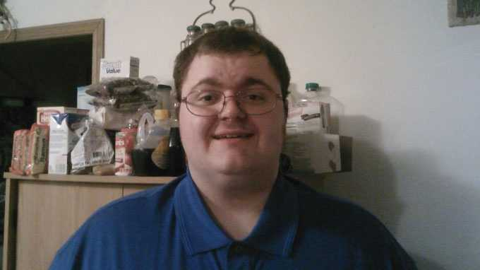 Image Missing man Benjamin Shane Carver
