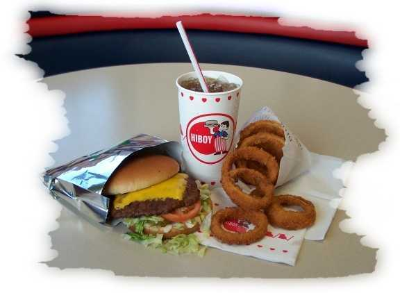 HiBoy Drive-In in Independence. There are two locations:16721 East Gudgell Road and924 West U.S. 24.
