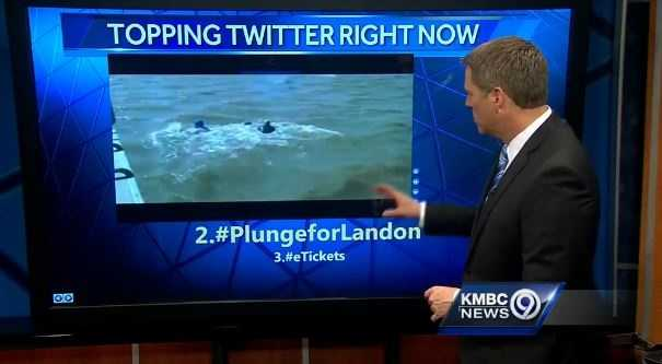 "Before the ""Plunge for Landon"" became a national sensation, a local nurse reached out to KMBC.  She told us on our Facebook page about how the 5 month old baby was battling cancer.  Thousands of people pledged their support for the boy with videos of them jumping into frigid waters.   VIDEO"