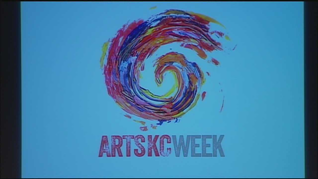 The first Arts KC Week is designed to shine a spotlight on the wide variety of artistic endeavors in the city.