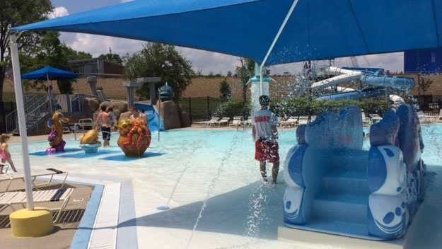 Inspectors Work To Keep Neighborhood City Pools Safe