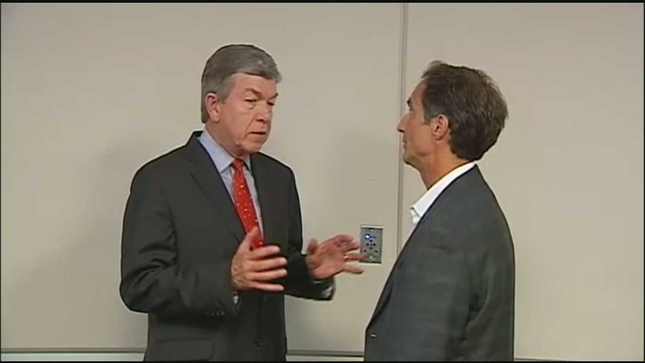 Missouri Sen. Roy Blunt said veterans who need mental health care in urgent cases should be treated with the same priority as those who need urgent medical care for physical maladies.