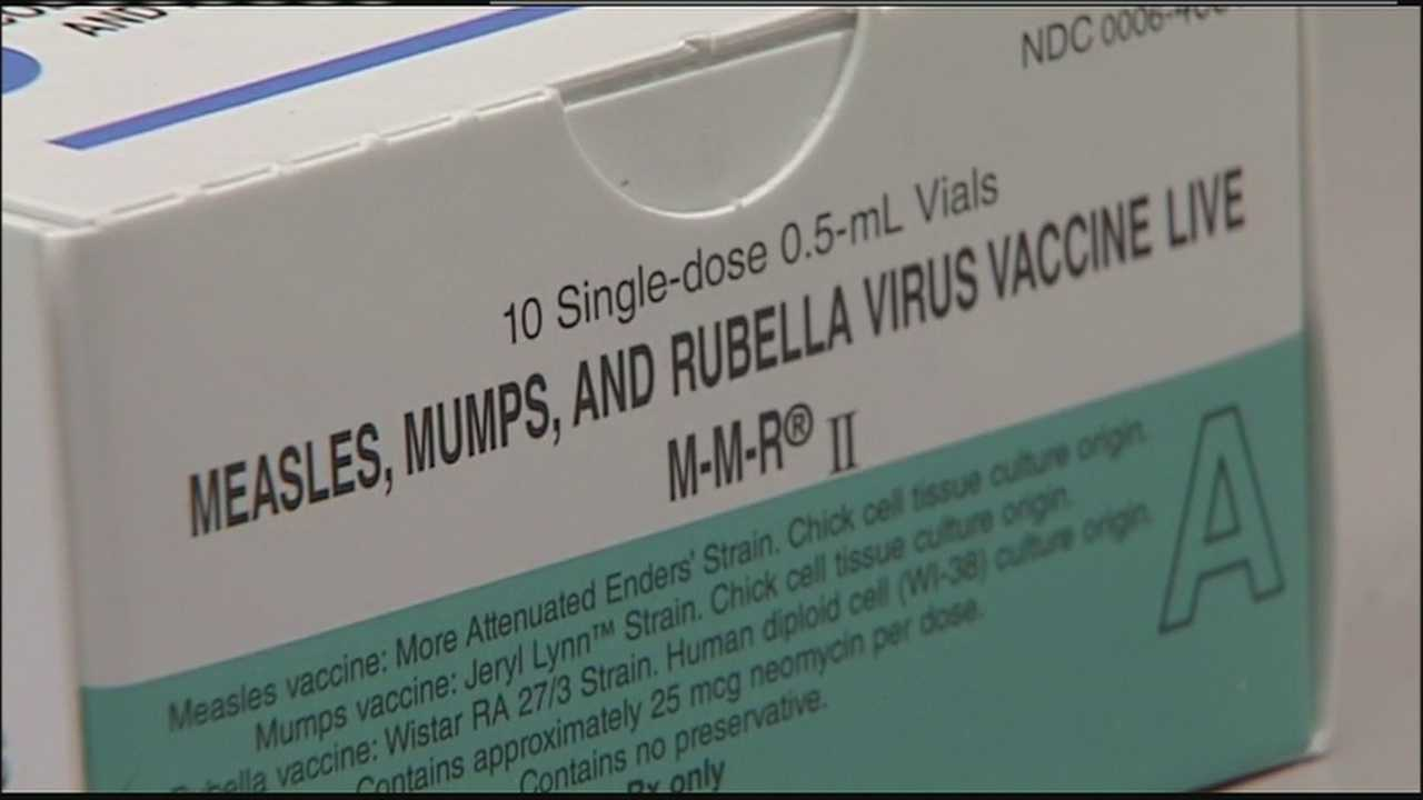 The Centers for Disease Control and Prevention said the number of measles cases so far in 2014 in the United States has hit a 20-year high, a problem that can be reduced by getting everyone immunized.