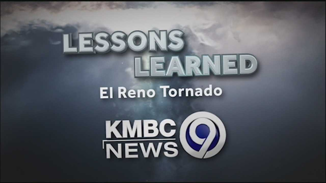 Image El Reno tornado - Lessons learned