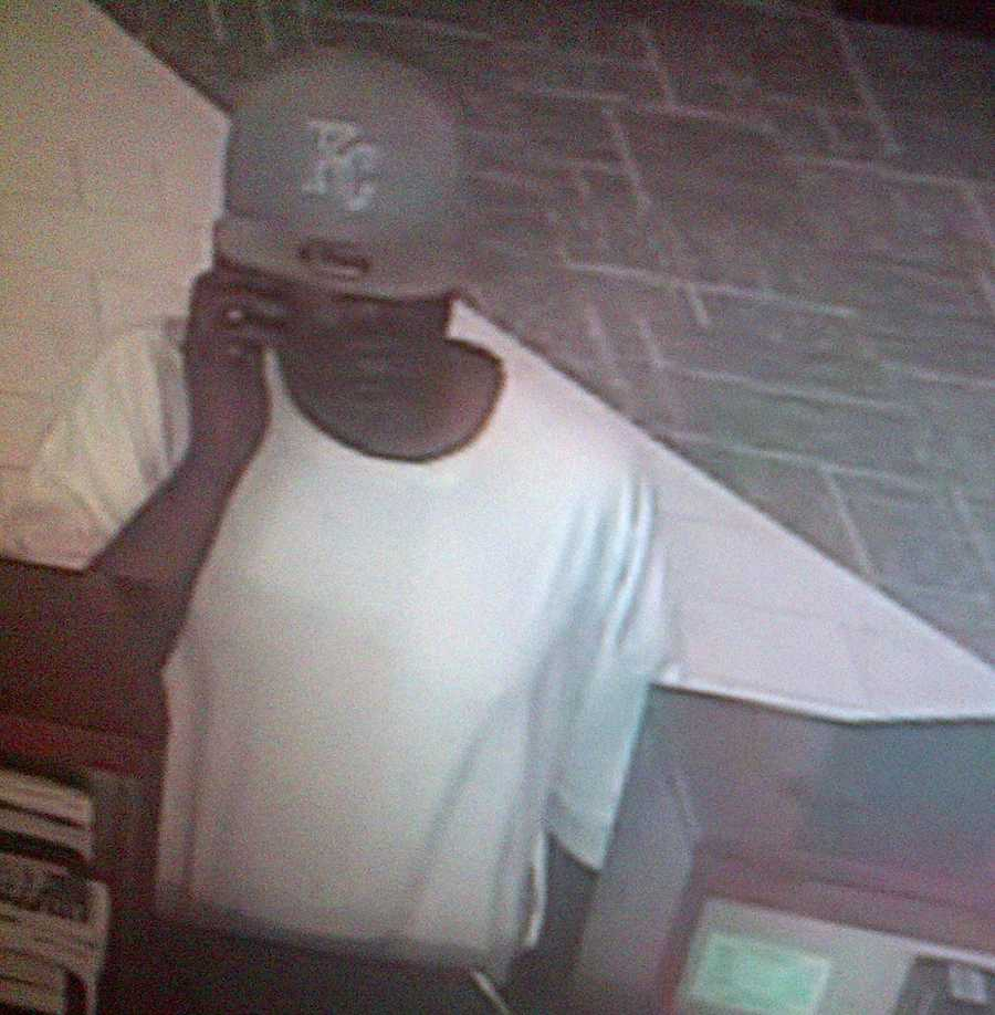 Agents said the man is suspected of robbing the Bank of America at 15811 Metcalf Avenue in Overland Park, Kan.&#x3B; Commerce Bank at 9501 Antioch Road in Overland Park, Kan.&#x3B; and Commerce Bank at 3606 Frederick in St. Joseph, Mo.