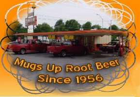 Mugs-Up Drive-In, 700 E. 23rd St., Independence, Missouri