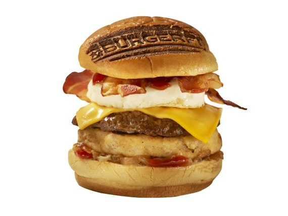 BurgerFi at 11635 Ash St, Leawood, Kansas