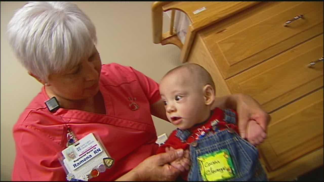 Caregivers, former patients reunite at St. Luke's NICU