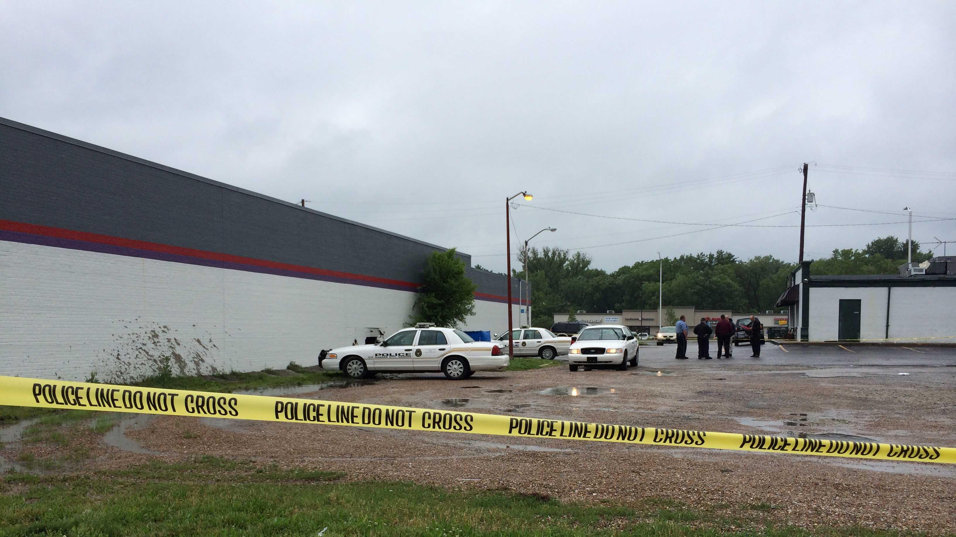 Calvert's Auto Express, homicide