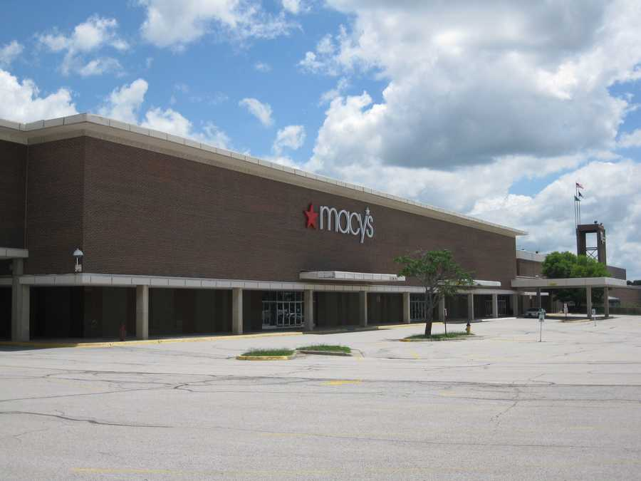In March, while Macy's was wrapping up its going-out-of-business sale, MD Management sold the property to Lane 4 Property Group and the Kroenke Group.