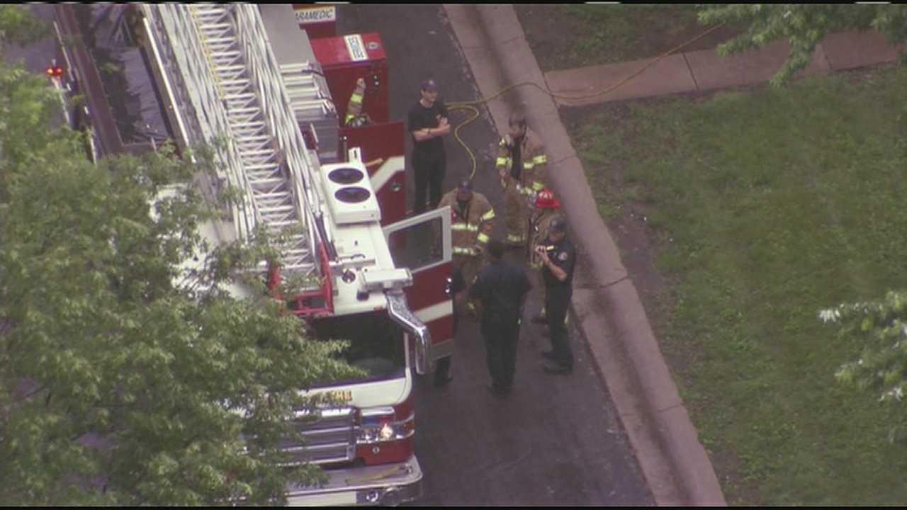Olathe House fire, Parkway Drive