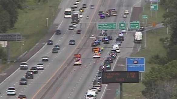 I-70 crash at Sterling