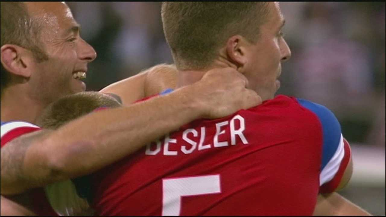 KC area native Matt Besler set to shine on World Cup stage