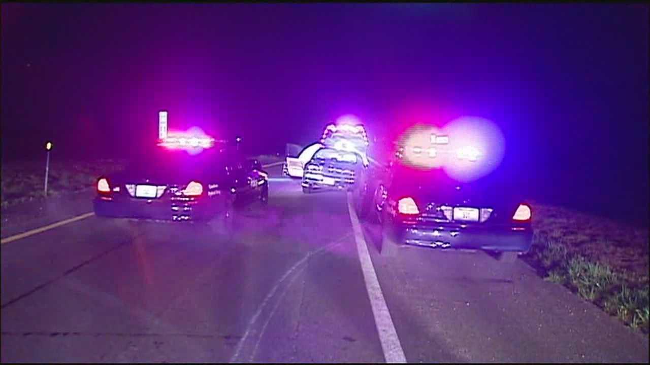 Police pursuit I-470, Hillcrest