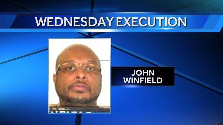 Image John Winfield - execution