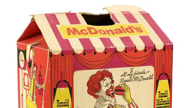 In 1977 Bob Bernstein, founder and CEO of Bernstein-Rein Advertising in Kansas City, came up with the Happy Meal for McDonald's.