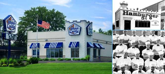 White Castle was launched in 1921 in Wichita, Kansas.