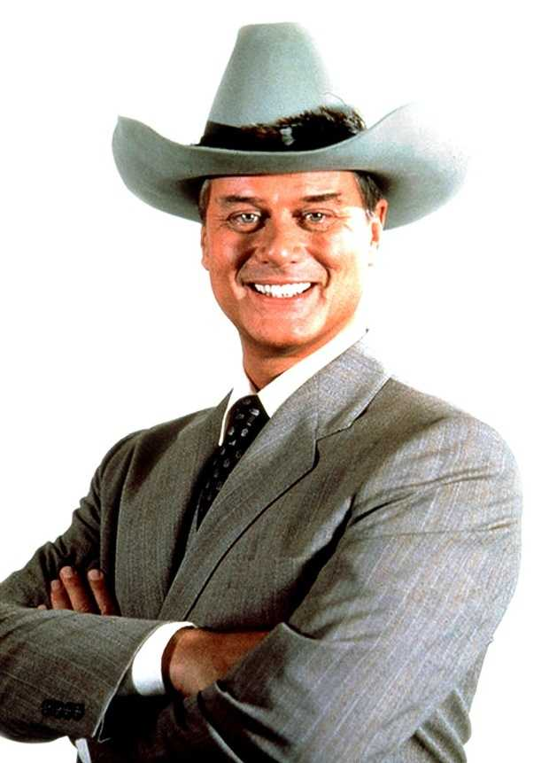 """People were trying to figure out who shot J.R. Ewing on """"Dallas."""""""