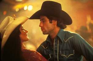 "And so was ""Urban Cowboy."""