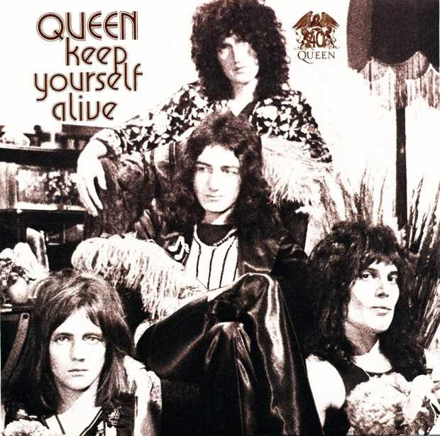 """Queen was on the radio with """"Crazy Little Thing Called Love"""" and """"Another One Bites the Dust."""""""