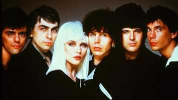 "Blondie was on the radio with ""Call Me."""