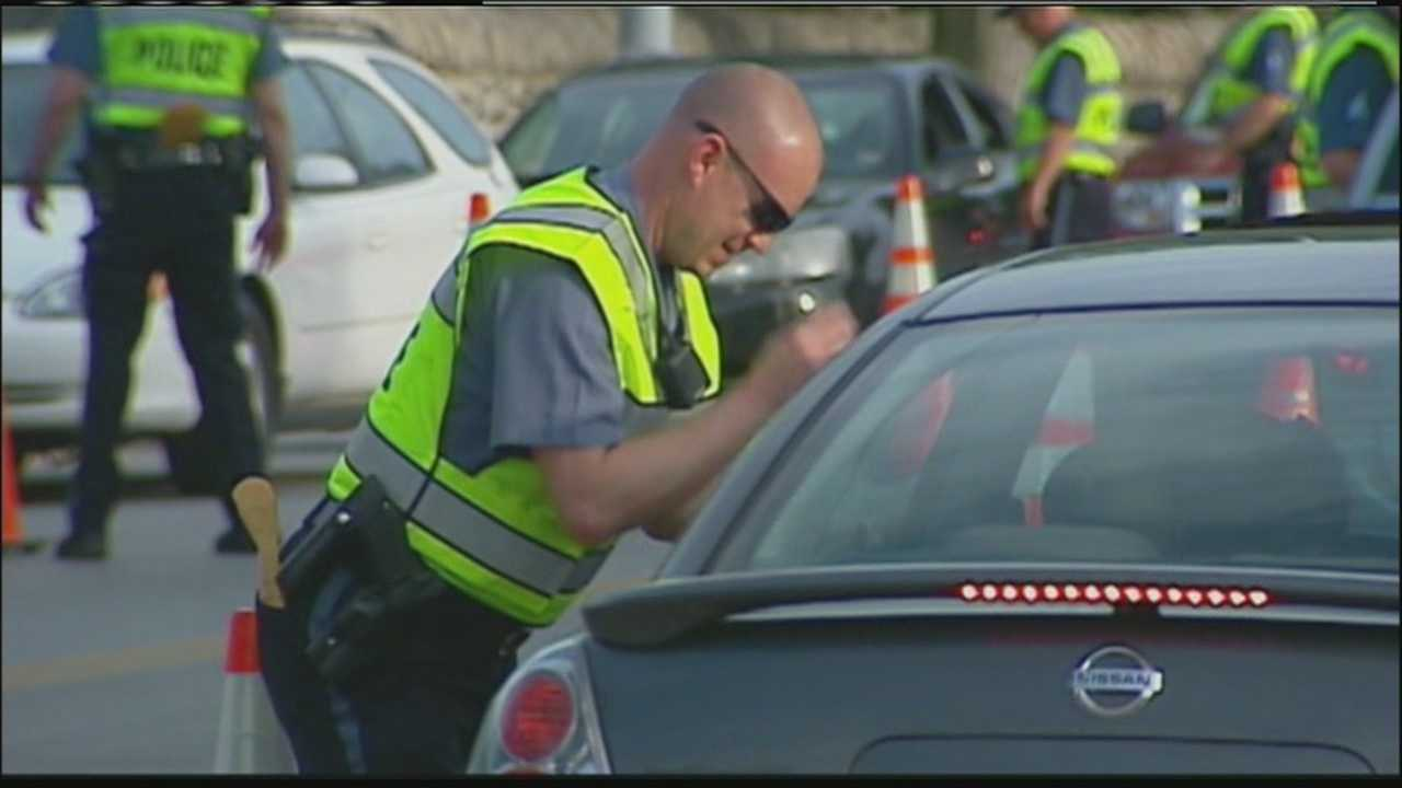 KCPD checkpoint aims to catch unlicensed drivers