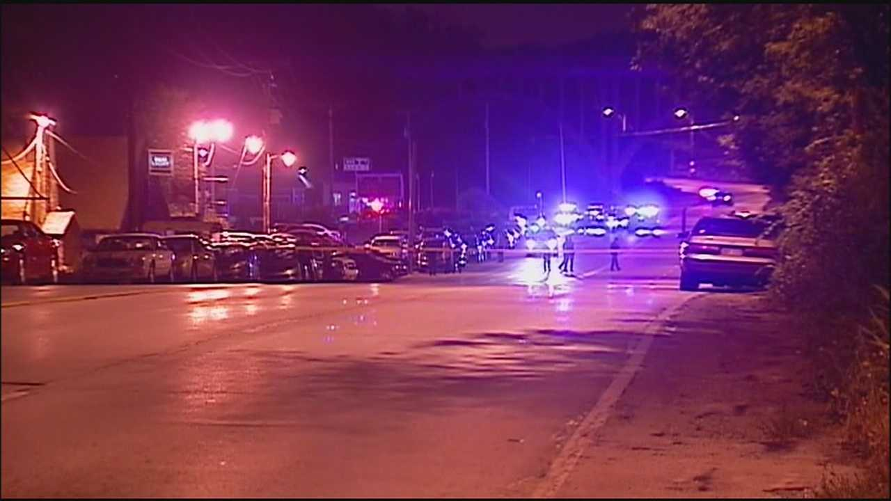 Blue Parkway, Eastwood Trafficway shooting